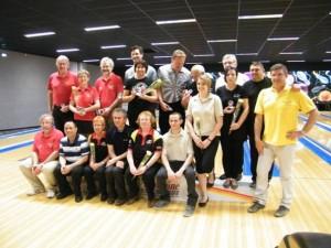 Triplette Mixte Bowling La Sphère Poitiers Sud