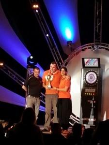 Championnat de France de fléchettes de La Rochelle