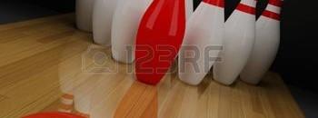 Le grand retour de la quille rouge au bowling La Sphère