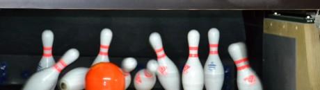Vendredi soir dès 22h 2 parties pour 8 € Bowling La Sphère Poitiers Sud