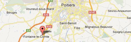 Bowling Poitiers-Fontaine-le-comte
