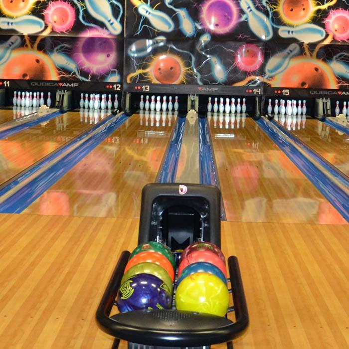 Bowling La Sphère Poitiers