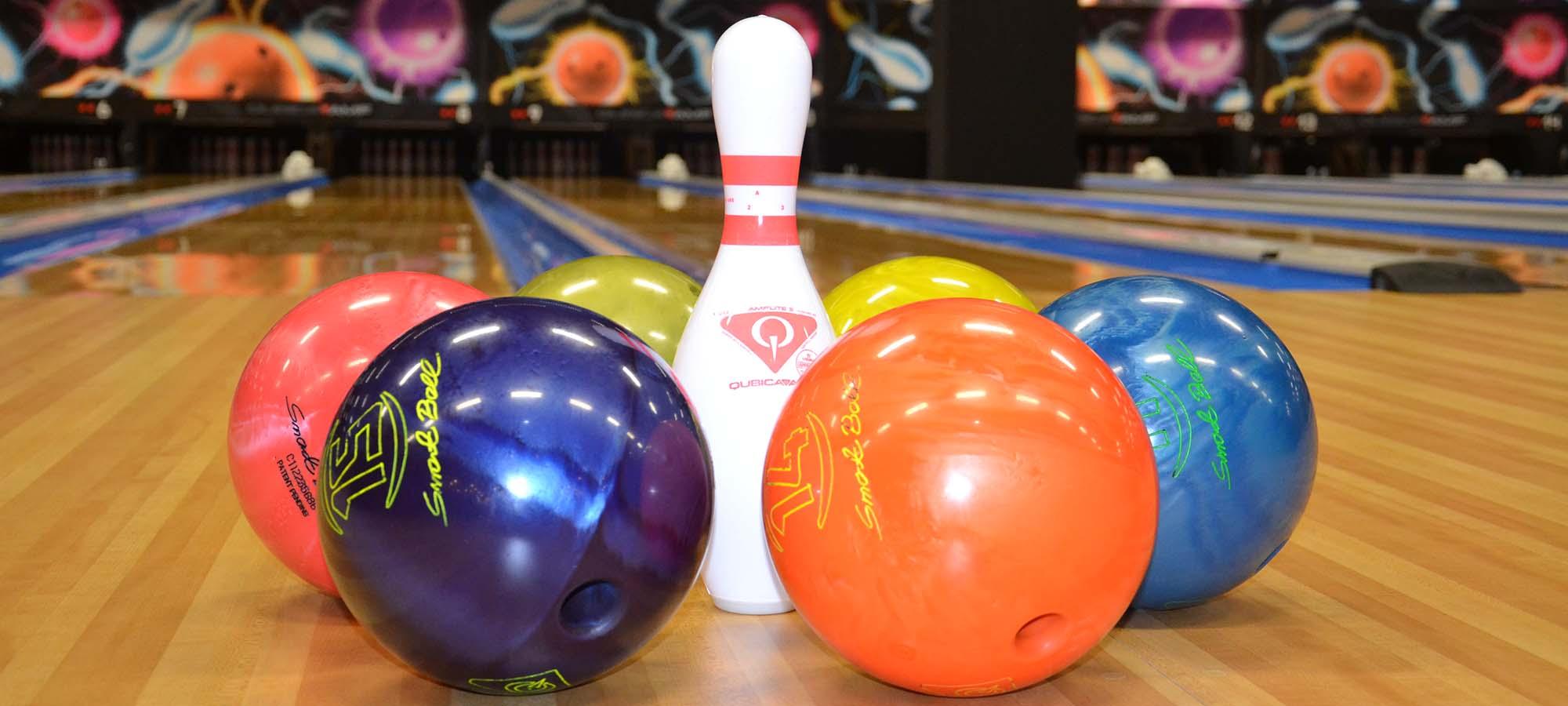 Boules et quille Bowling La Sphère